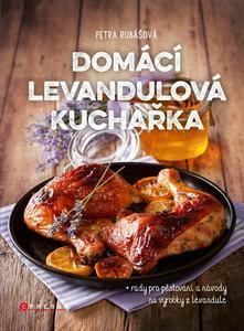Obrázok Domácí levandulová kuchařka