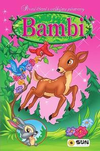 Obrázok Bambi První čtení s velkými písmeny