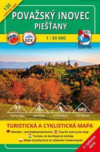 Obrázok Považský Inovec Piešťany 1 : 50 000 (2019)