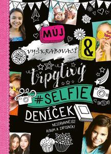 Obrázok Můj vyškrabovací selfie deníček