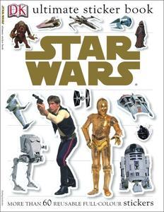 Obrázok Star Wars Classic Ultimate Sticker Book