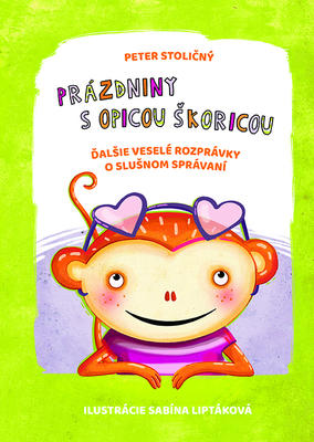 Obrázok Prázdniny s opicou Škoricou
