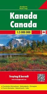 Obrázok Automapa Kanada 1:3 000 000