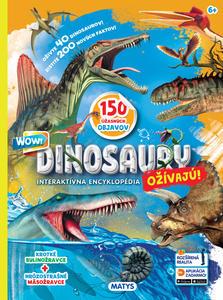 Obrázok Dinosaury ožívajú! Interaktívna encyklopédia