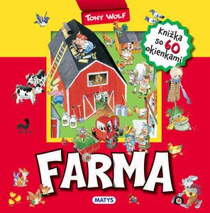 Obrázok Farma Knižka so 60 okienkami