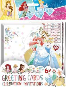 Obrázok Pozvánky na oslavu Disney Princezny