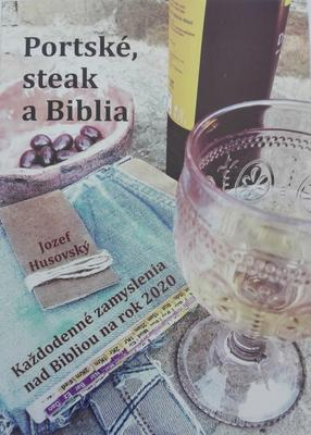 Obrázok Portské, steak a Biblia