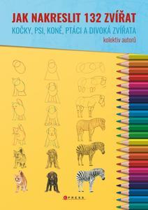 Obrázok Jak nakreslit 132 zvířat