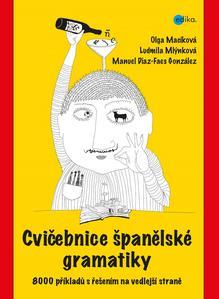 Obrázok Cvičebnice španělské gramatiky