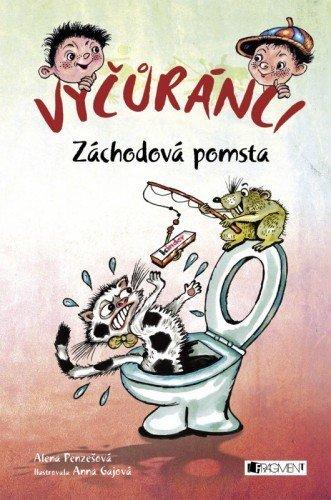 Záchodová pomsta - Alena Penzešová