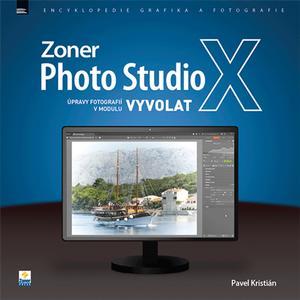 Obrázok Zoner Photo Studio X  Úpravy fotografií v modulu Vyvolat