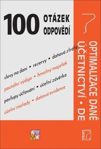 Obrázok Optimalizace daně, Účetnictví, DE (100 otázek a odpovědí)