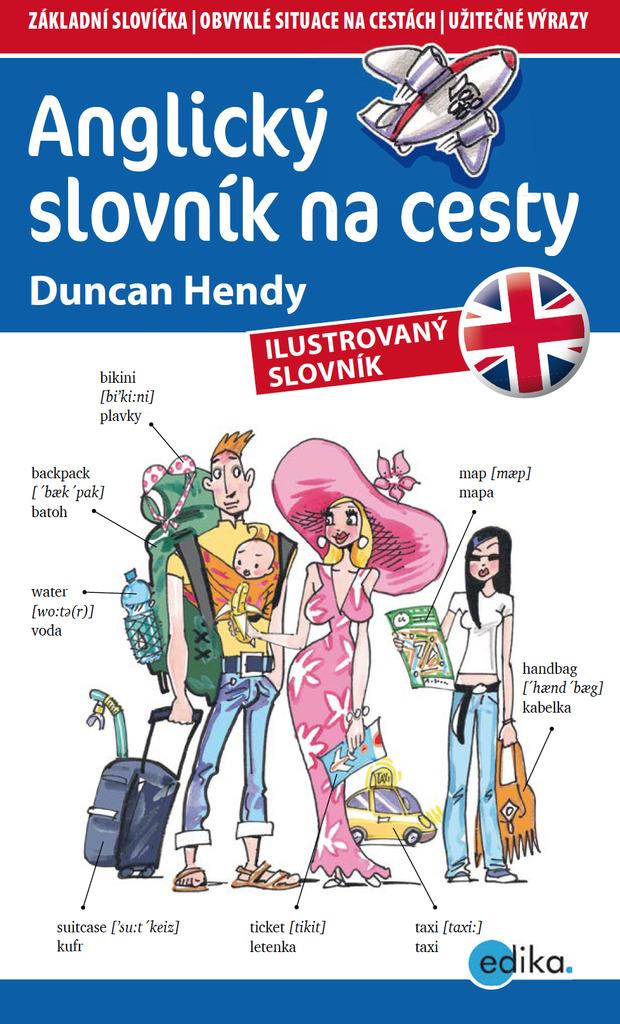 Anglický slovník na cesty - Duncan Hendy