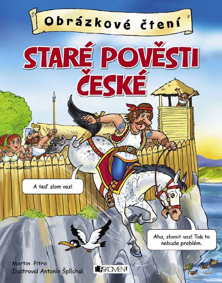 Staré pověsti české - Martin Pitro