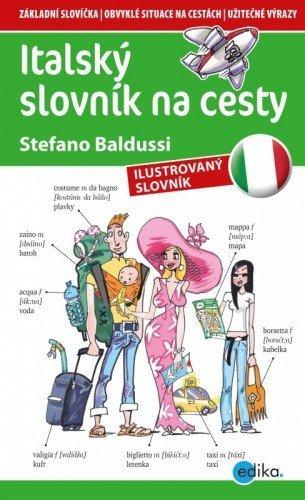Italský slovník na cesty - Stefano Baldussi