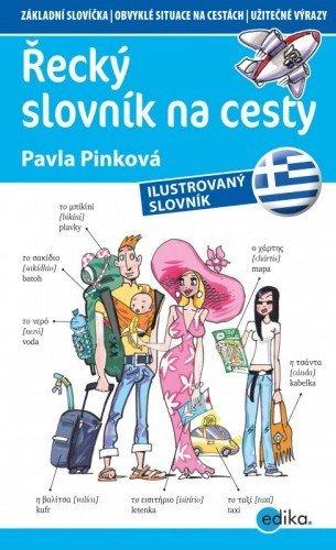 Řecký slovník na cesty - Aleš Čuma, Pavla Pinková