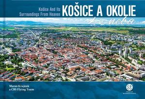 Obrázok Košice a okolie z neba