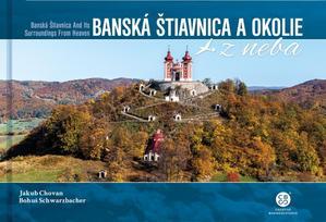 Obrázok Banská Štiavnica a okolie z neba