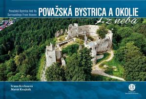Obrázok Považská Bystrica a okolie z neba