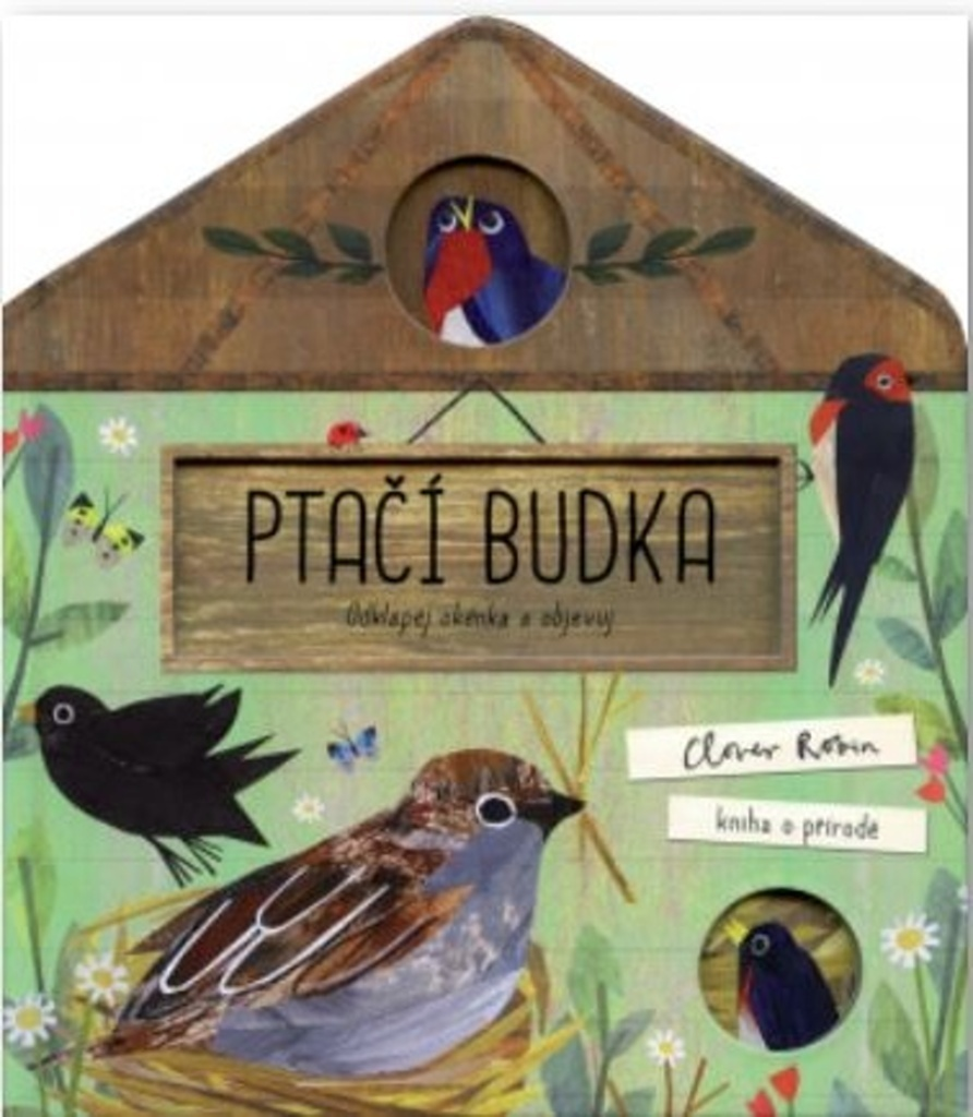 Ptačí budka - Clover Robin, Libby Walden