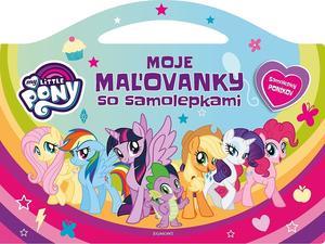 Obrázok My Little Pony Moje maľovanky so samolepkami