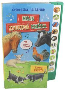 Obrázok Zvieratká na farme Moja zvuková knižka