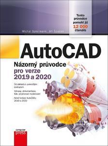 Obrázok AutoCAD Názorný průvodce pro verze 2019 a 2020