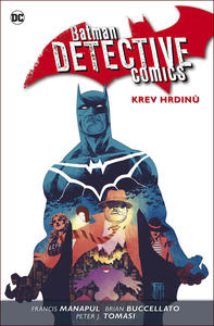 Obrázok Batman Detective Comics 8 Krev hrdinů