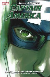 Obrázok Captain America Steve Rogers Maria Hillová před soudem (2)