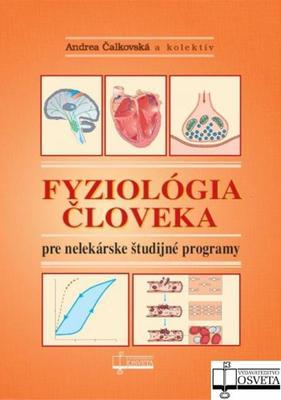 Obrázok Fyziológia človeka pre nelekárské študijné odbory