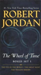 Obrázok The Wheel of Time Premium Box Set I, Books 1-3