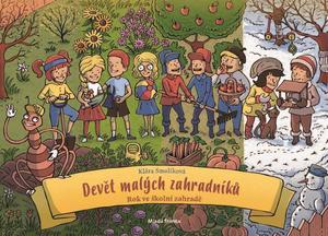Obrázok Devět malých zahradníků