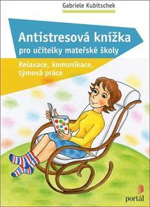 Obrázok Antistresová knížka pro učitelky mateřské školy