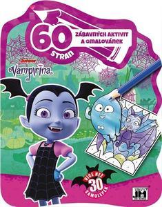 Obrázok 60 zábavných aktivit a omalovánek Vampirina