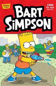 Obrázok Bart Simpson