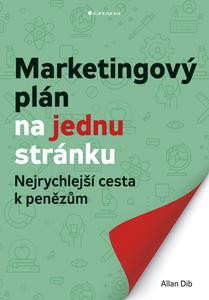 Obrázok Marketingový plán na jednu stránku