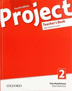 Obrázok Project Fourth Edition 2 Teacher's Book with Online Practice Pack
