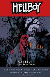 Obrázok Hellboy Paskřivec a další příběhy (10)