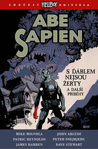 Obrázok Hellboy Abe Sapien S ďáblem nejsou žerty (2)