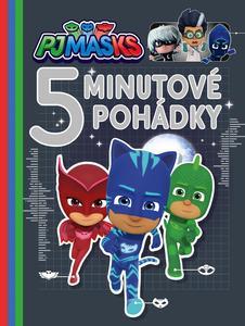 Obrázok Pjmasks 5minutové pohádky (PYŽAMASKY)