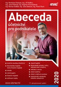 Obrázok Abeceda účetnictví pro podnikatele 2020
