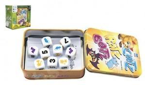Obrázok Catz-Ratz-Batz společenská hra v plechové krabičce