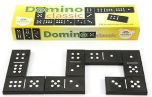 Obrázok Domino Classic společenská hra plast v krabičce