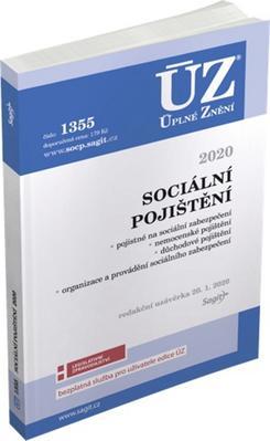 Obrázok ÚZ 1355 Sociální pojištění 2020