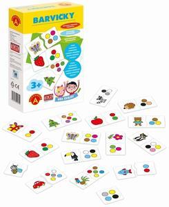 Obrázok Barvičky kreativní hra v krabici