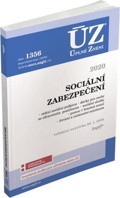Obrázok ÚZ 1356 Sociální zabezpečení 2020