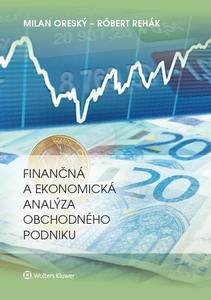 Obrázok Finančná a ekonomická analýza obchodného podniku