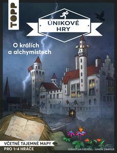 Obrázok Únikové hry O králích a alchymistech
