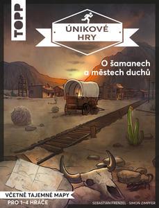 Obrázok Únikové hry O šamanech a městech duchů
