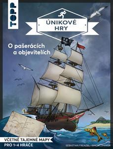 Obrázok Únikové hry O pašerácích a objevitelích